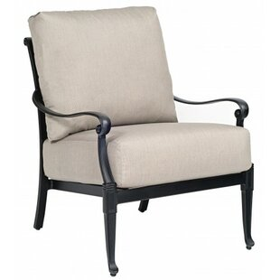 Woodard Wiltshire Stationary Patio Chair ..