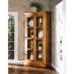 Alair Transitional China Cabinet by Darby Home Co