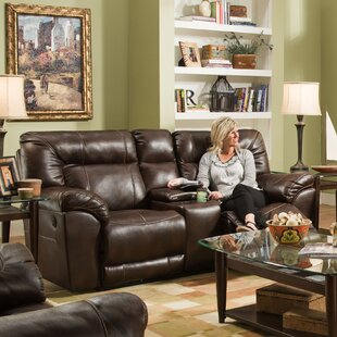 Shop Colwyn Motion Reclining Loveseat by Darby Home Co