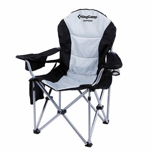 Freeport Park Amitee Deluxe Reclining Camping Chair