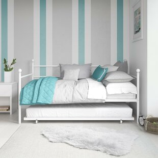 Dimas Twin Daybed with Trundle