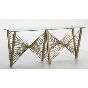 Parette Console Table By Canora Grey