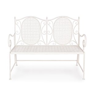 Ivor Steel Bench By Lily Manor