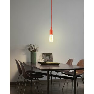 Ebern Designs Stepp 1-Light LED Lantern Pendant