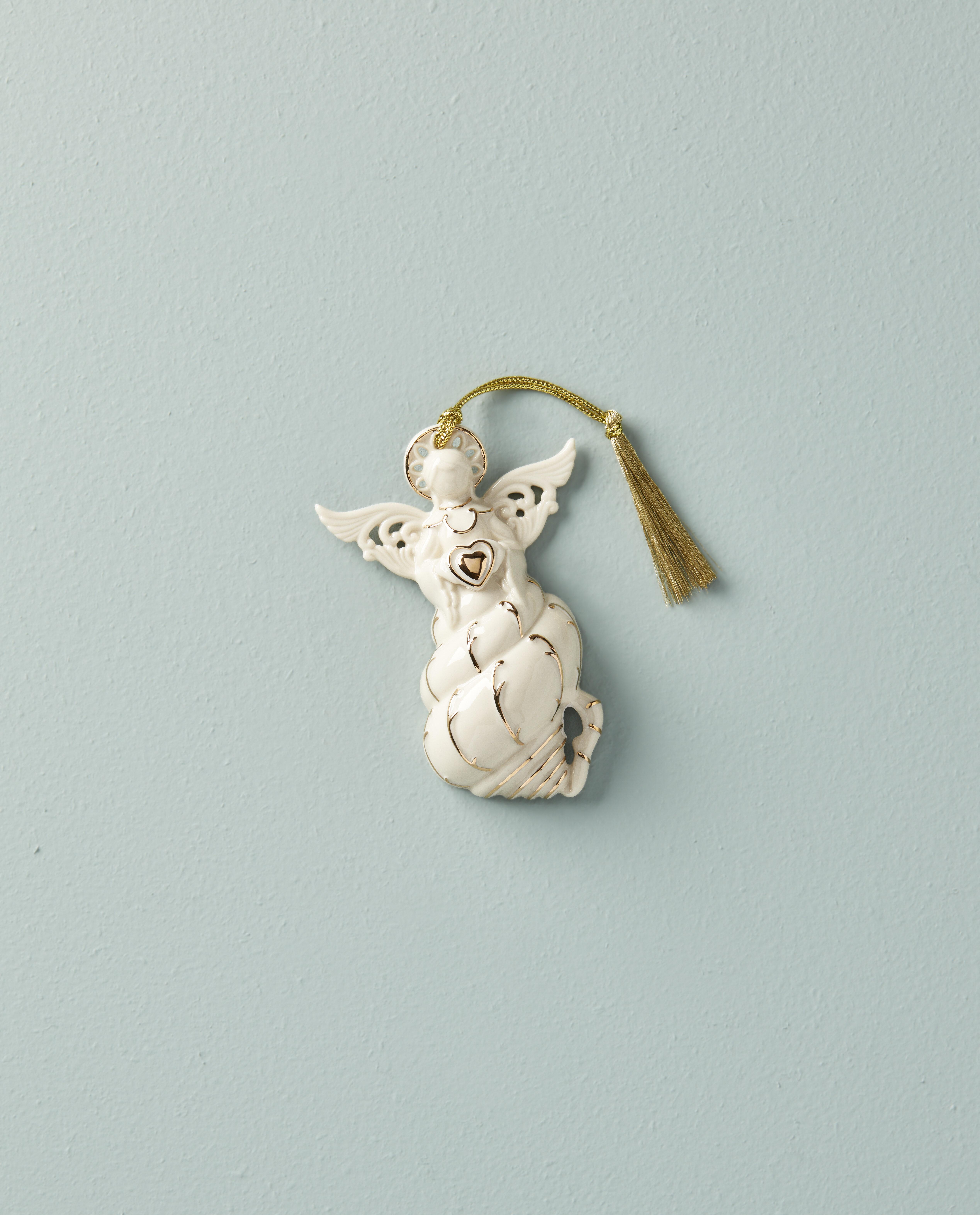 Lenox Angel Of The Sea Hanging Figurine Ornament Wayfair