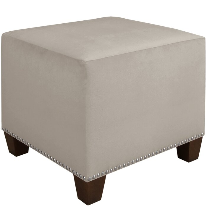 check out ac0f6 ea757 Cube Ottoman