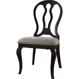 One Allium Way Labrador Traditional Side Chair (Set of 2)