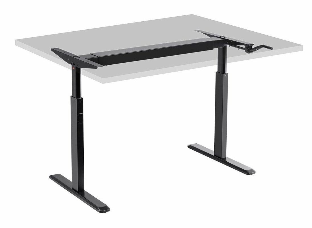 Panda Ergonomic Height Adjustable Sit-Stand Desk Frame