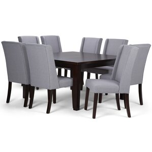 sotherby 9 piece dining set