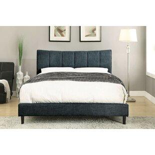 Ebern Designs Shatnawi Upholstered Panel Bed
