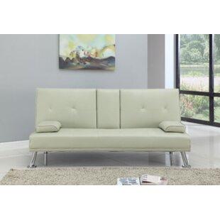 Milani 3 Seater Clic Clac Sofa Bed By Metro Lane