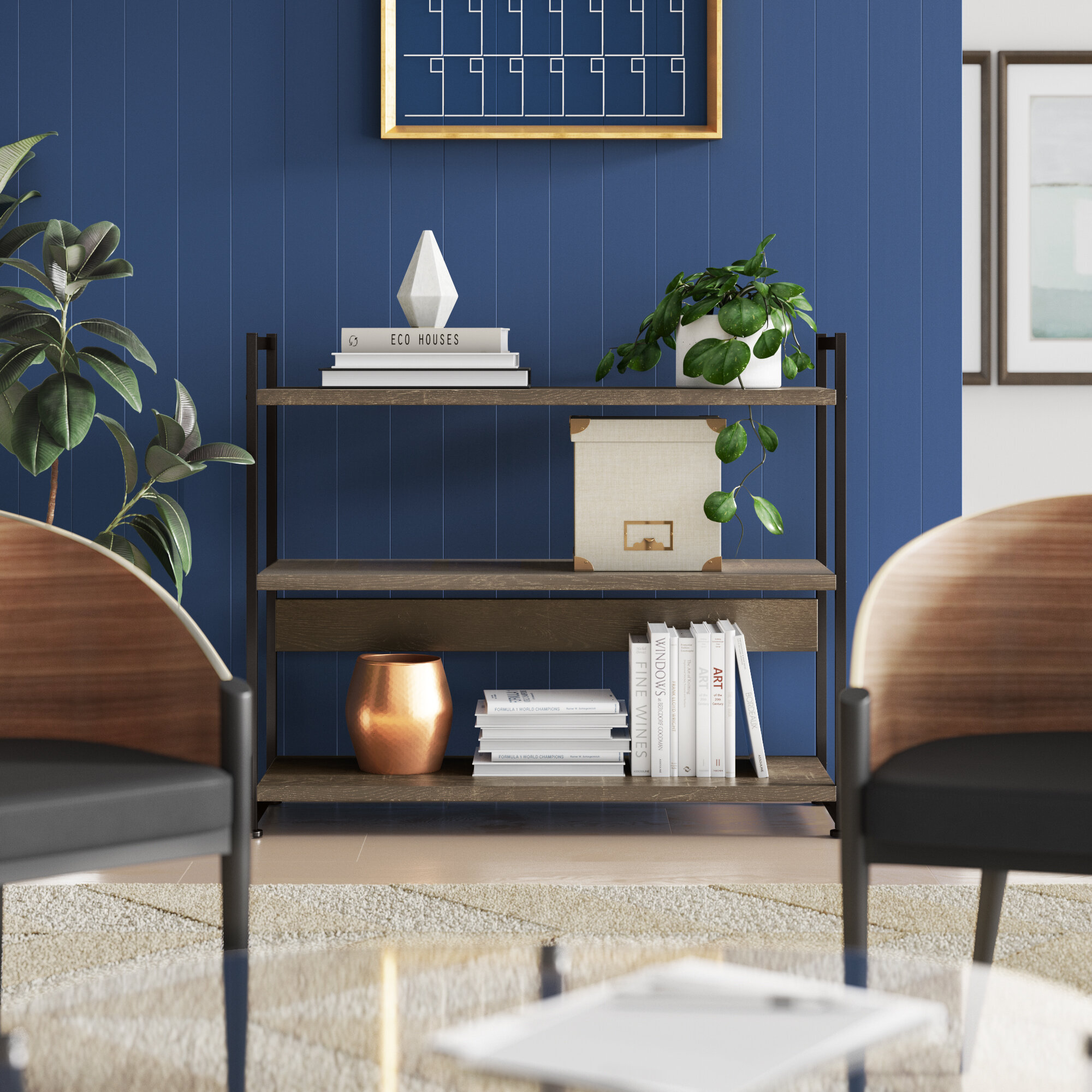 Sale Whidden Etagere Bookcase | Furniture Online