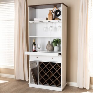 Falcon Bar with Wine Storage by Winston Porter
