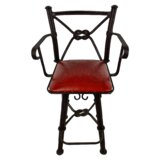 Apriljoy Swivel Bar & Counter Stool by Bloomsbury Market
