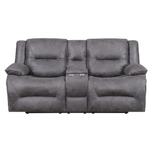 Risch Reclining Loveseat by La..