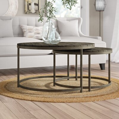 Blosser Coffee Table With Storage
