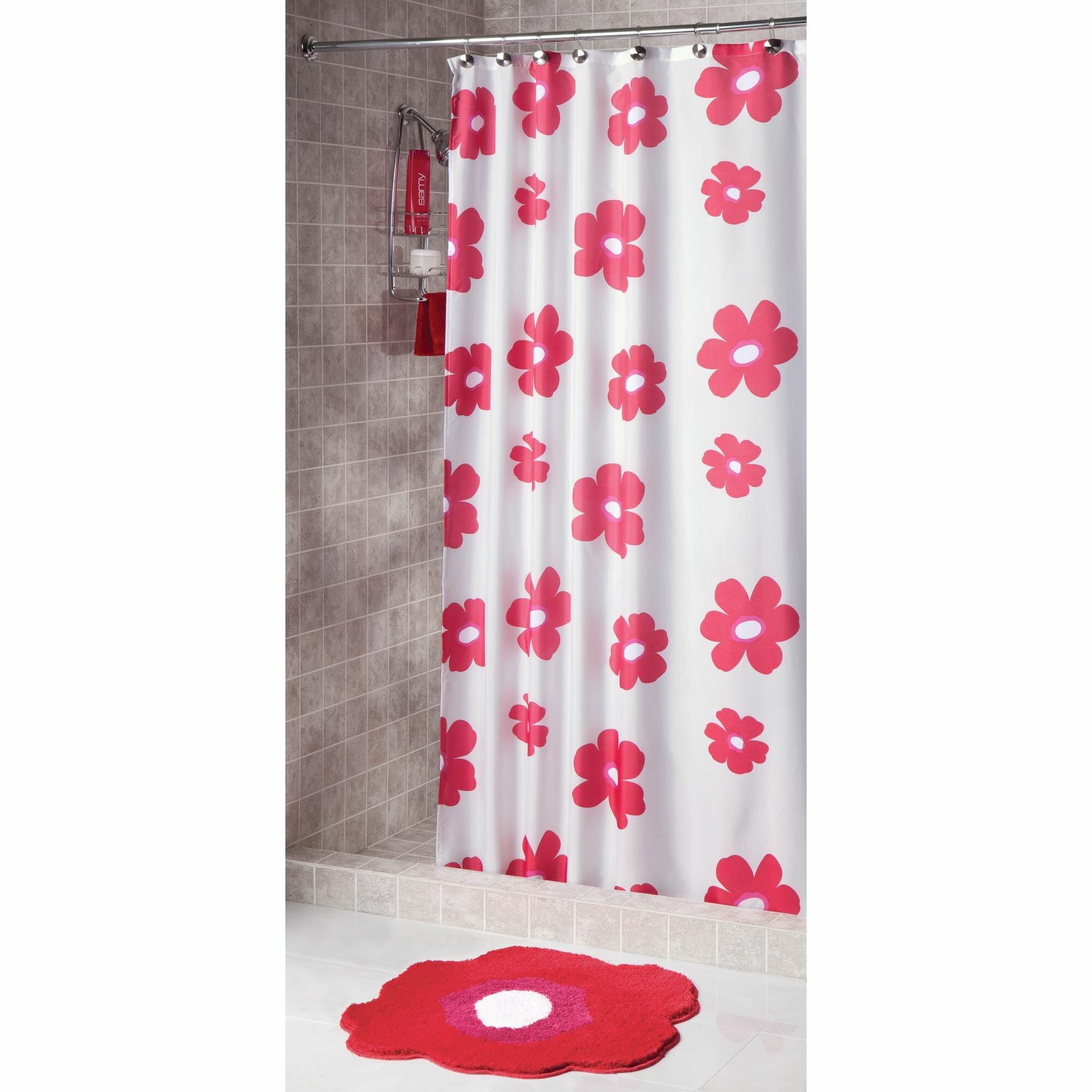 InterDesign Poppy Shower Curtain Reviews
