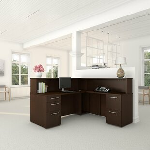 Find the perfect 300 Series L-Shaped Executive Desk ByBush Business Furniture