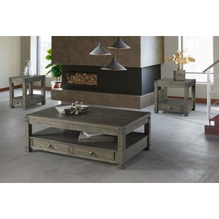 Josephine 3 Piece Coffee Table Set