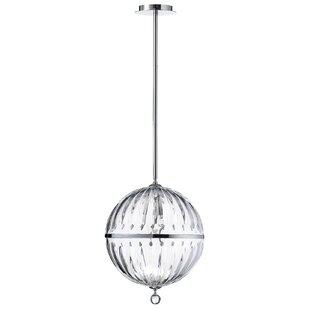1-Light Pendant by Cyan Design