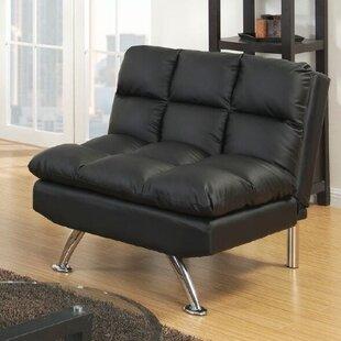 Prairie Grove Adjustable Convertible Chair by Ebern Designs