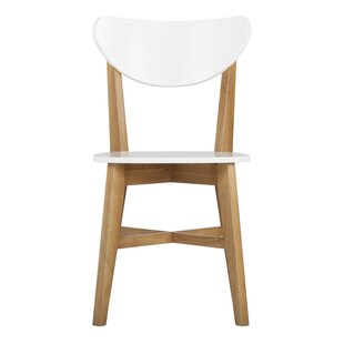Turn on the Brights Anatoli Solid Wood Dining Chair