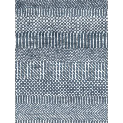 pasargad transitional hand knotted wool blue area rug wayfair
