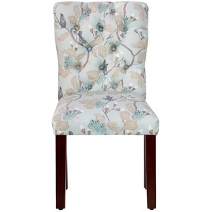 Vassar Tufted Side Chair Alcott Hill