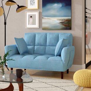 Ebern Designs Munos Convertible Sleeper Sofa