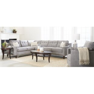 Pardo Reversible Sectional