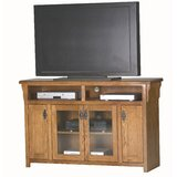 Gus Solid Wood TV Stand for TVs up to 65 by Millwood Pines