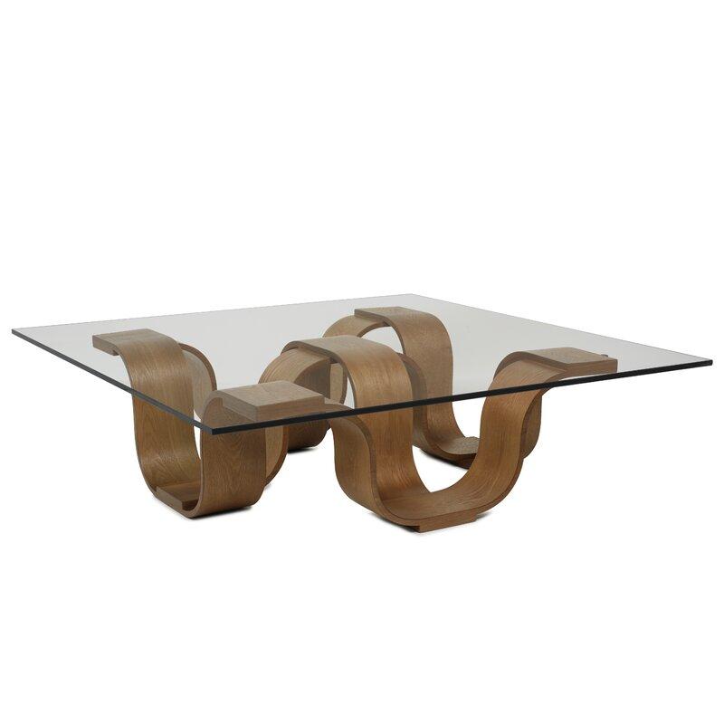 Oggetti Abstract Coffee Table Wayfair