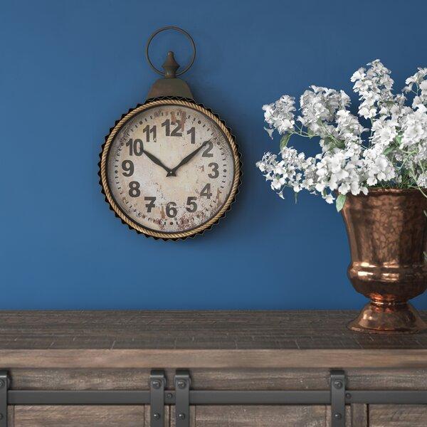 Mission Style Clocks Birch Lane