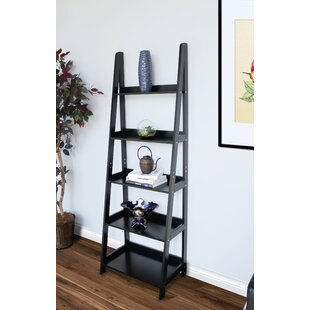 Great Price Annette Ladder Bookcase by Winston Porter