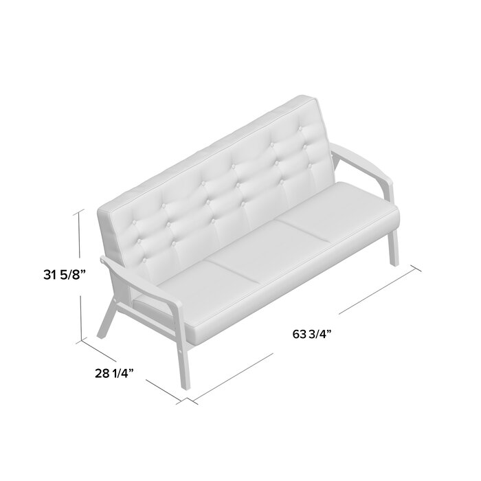 Groovy Waverly Place Loveseat Andrewgaddart Wooden Chair Designs For Living Room Andrewgaddartcom