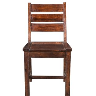 Valerie Solid Wood Dining Chair (Set of 2..