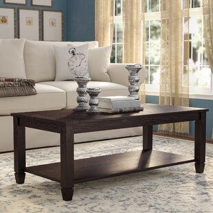 Estelle Coffee Table by August Grove