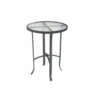 Banchetto Plastic/Resin Bistro Table by Tropitone