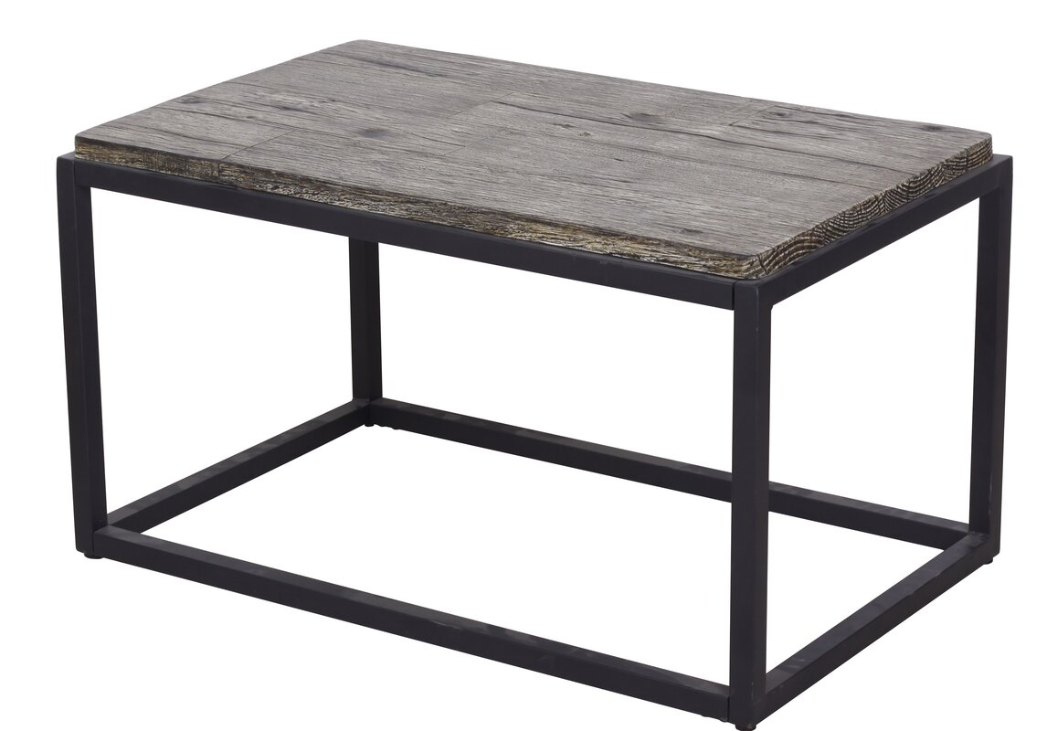Millwood Pines Frame Coffee Table