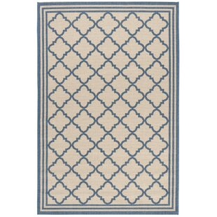 Adler Beige Indoor/Outdoor Area Rug