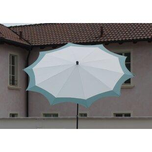 Symon 2.5m Traditonal Parasol By Sol 72 Outdoor