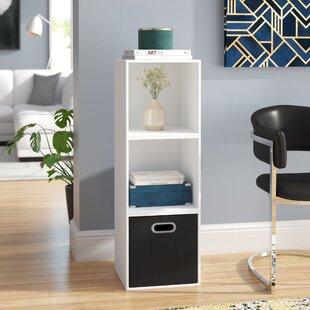 Leyva Storage Cube Unit Bookcase by Trule Teen