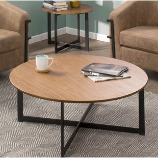 Tristian Coffee Table by Union Rustic