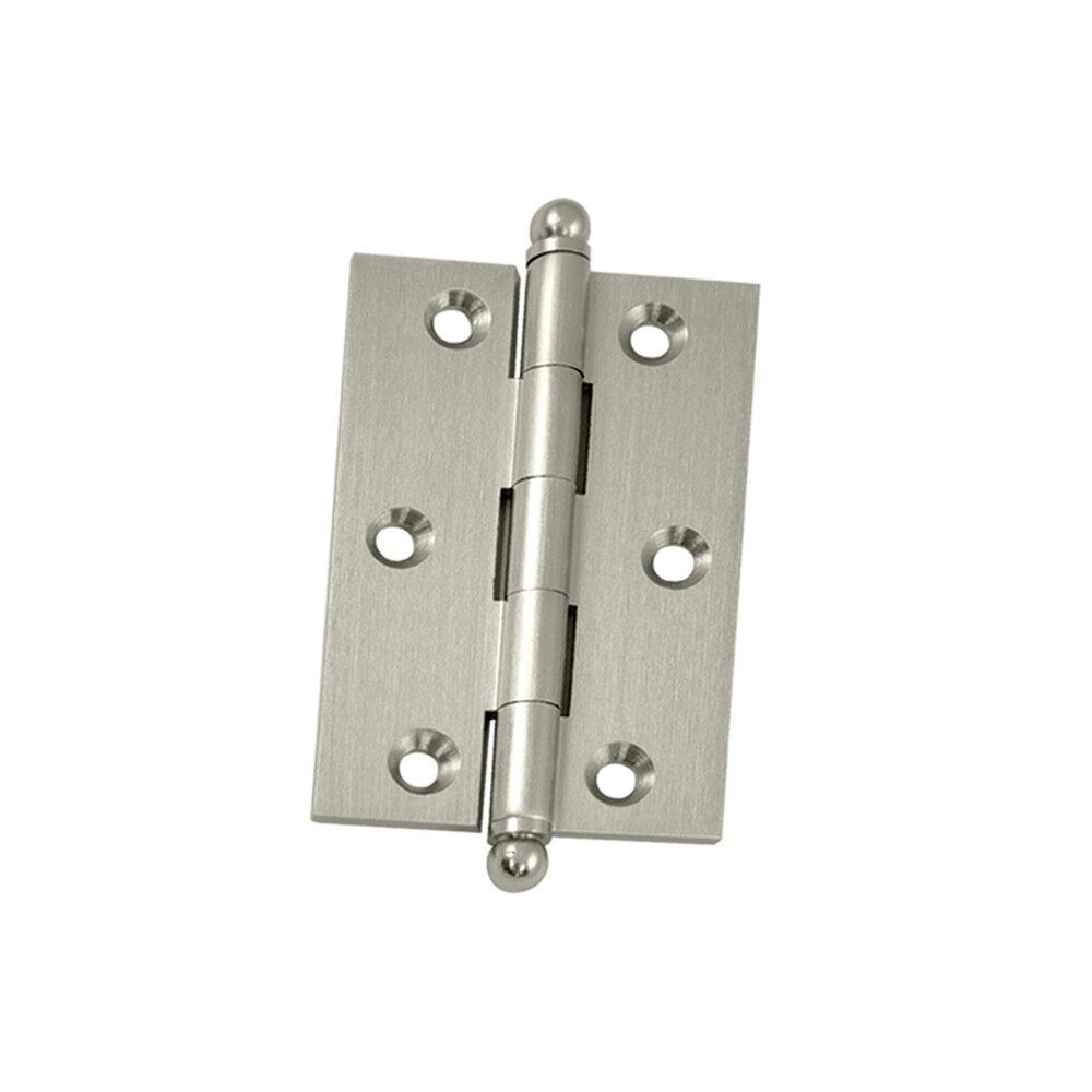 4 H /× 2 W Butt//Ball Bearing Single Door Hinge