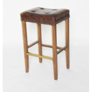 Darby Home Co Corum Vintage Style Bar Stool