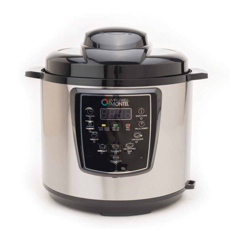 Kitchen Living Pressure Cooker