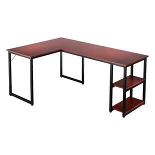 Buying Caine Office L Shaped Computer Desk By Symple Stuff
