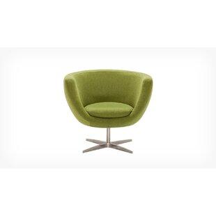 Swivel Barrel Chair by EQ3