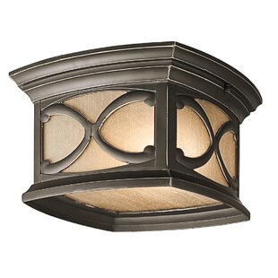 Umber 2 Light Outdoor Flush Mount By Sol 72 Outdoor