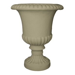 Tusco Products Plastic Urn Planter (Set of 2)